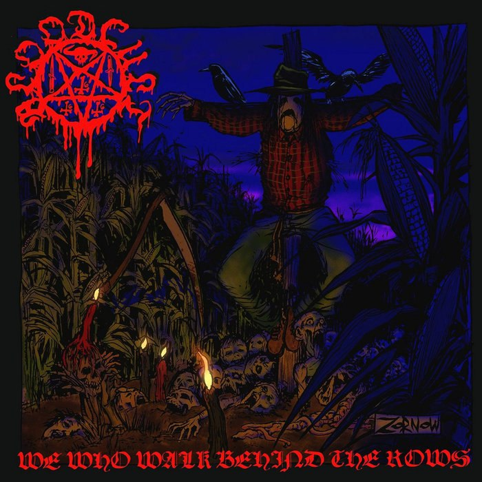 Blood Cult - We Who Walk Behind the Rows – 2005 (USA / Black'n'Roll / Redneck Black Metal)